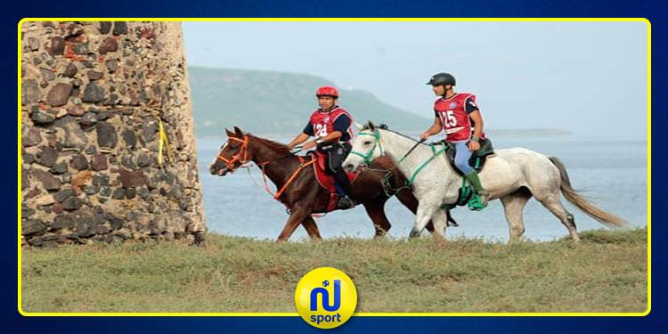 بن قردان تحتضن النسخة الأولى من سباق القدرة والتحمل للخيول