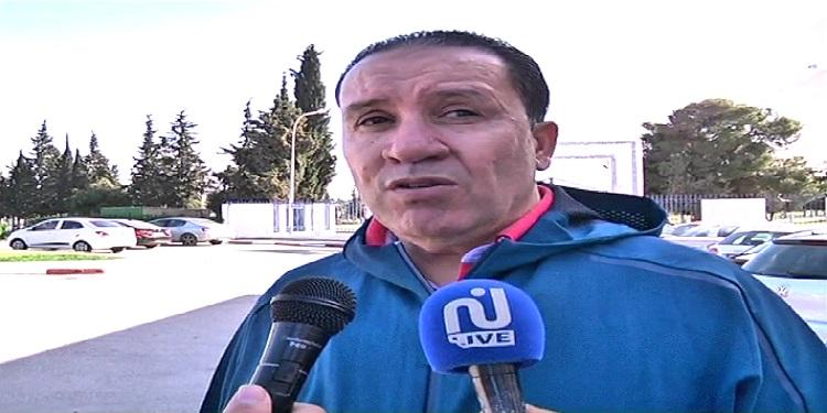 نبيل معلول : '' نحن بصدد وضع اللمسات الاخيرة لمواجهة المنتخب التركي وديا ''