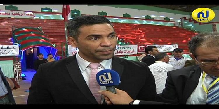"""نصرالدين السهيبي :رئيس جمعية الملاكمة الفرنسية """"تنظيم تونسي عالمي لبطولة افريقيا للملاكمة"""" ."""
