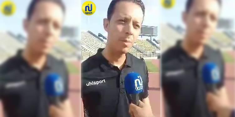 خليل الجبابلي : خدمنا مليح من الناحية البدنية.. و هدفنا الفوز في المباراة الإفتتاحية