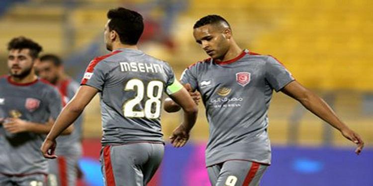 سجّلا 51 هدفا: المساكني ويوسف العربي يتفوقان على هجوم 10 فرق في الدوري القطري