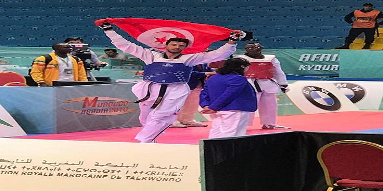 تايكواندو: وحيد البريكي يهدي تونس الميدالية الذهبية الثانية في بطولة إفريقيا بالمغرب