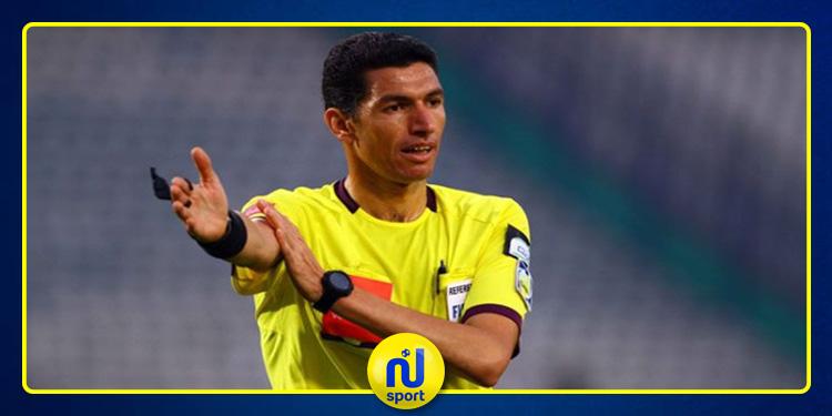 كأس محمد السادس: المصري جهاد جريشة حكما لمواجهة النجم وشباب الأردن
