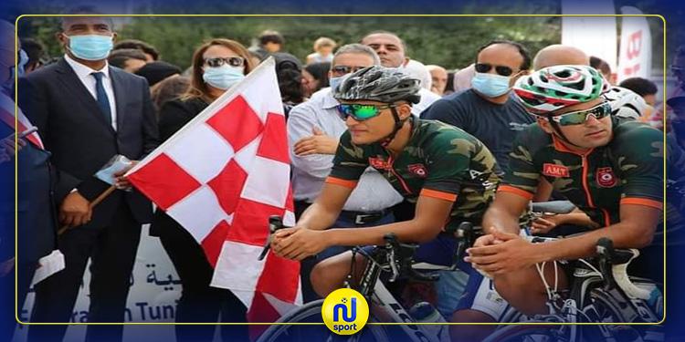 دراجات: تنظيم سباق الجائزة الكبرى لدائرة قصر سعيد بباردو