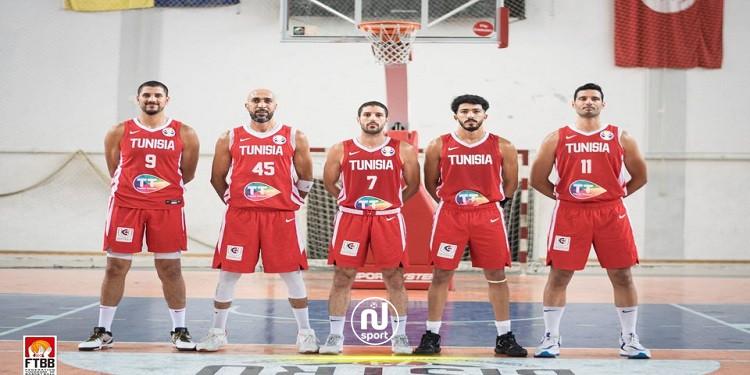 أفروباسكات 2021: برنامج مواجهات المنتخب التونسي في المرحلة الأولى