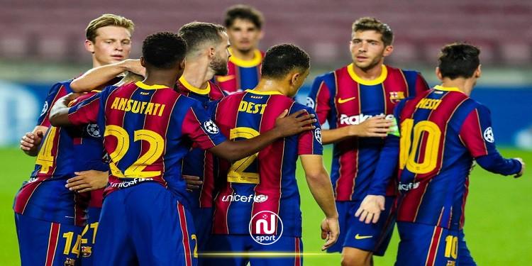 برشلونة يجدد عقود 4 لاعبين دفعة واحدة