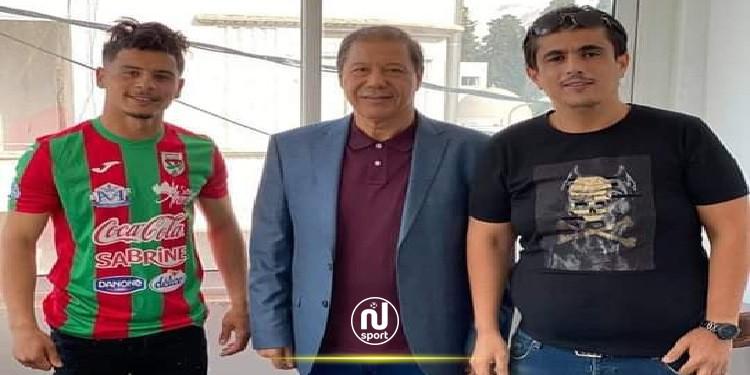 بعد فسخ عقده مع الإفريقي: حسام الحباسي يعزز صفوف الملعب التونسي