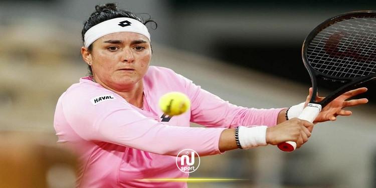 بطولة أوسترافا: أنس جابر تتخطى عقبة التشيكية ستريكوفا