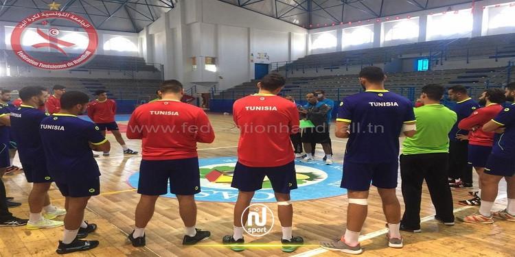 كرة اليد: المنتخب الوطني يختتم غدا تربصه الثاني للاعبين المحليين