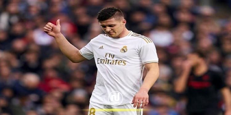 ريال مدريد يخسر خدمات يوفيتش في مواجهة فياريال