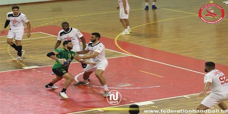 كرة اليد: المنتخب الوطني يلاقي اليوم نادي ساقية الزيت