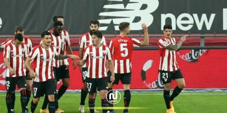 الدوري الإسباني: أتلتيك بيلباو يفوز على ريال بيتيس