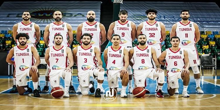 كرة السلة: المنتخب التونسي يحقق فوزه الثالث في تصفيات أفروباسكات 2021