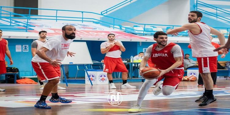 كرة السلة: المنتخب الوطني يتحول إلى كيغالي للمشاركة في تصفيات الأفروباسكات