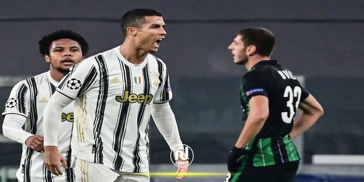 دوري أبطال أوروبا: رونالدو يعادل رقم ميسي