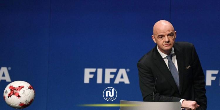 إنفانتينو ينفي تحديد موعد مونديال الأندية بنظامه الجديد