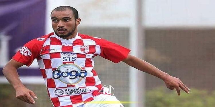 مركاتو: إسكندر الشيحي يعود إلى الأولمبي الباجي
