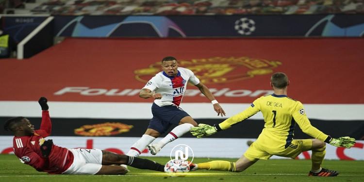أبطال أوروبا: باريس سان جيرمان يطيح بمانشستر يونايتد