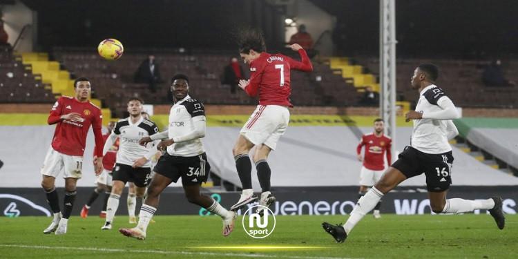 البريمرليغ: مانشستر يونايتد ينتزع الصدارة بفوز ثمين أمام فولهام