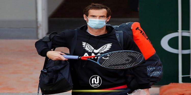 تنس: فيروس كورونا يحرم آندي موراي من المشاركة في بطولة أستراليا