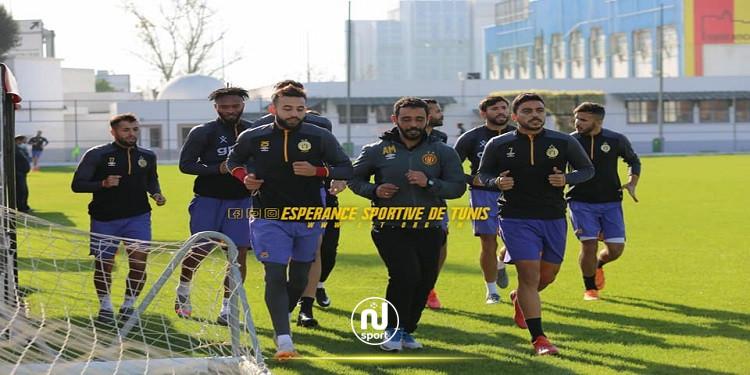 الترجي الرياضي: قائمة اللاعبين المدعوين لمواجهة الملعب التونسي