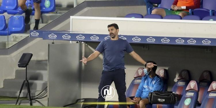 الدوري الإسباني: هويسكا يُقيل مدربه سانشيز