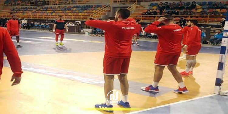 كرة اليد: المنتخب التونسي يلاقي اليوم الكونغو الديمقراطية