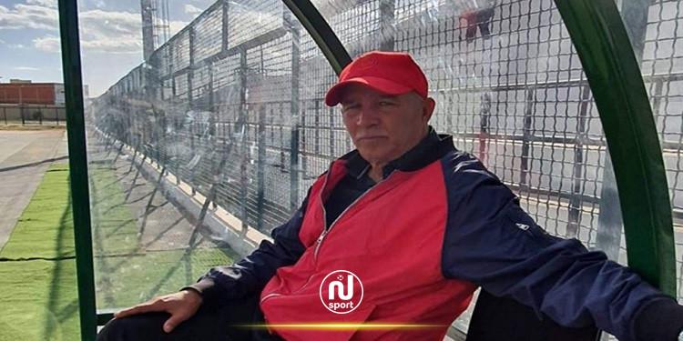 الرابطة الثانية: ناجي جراد مدربا جديدا لمستقبل القصرين