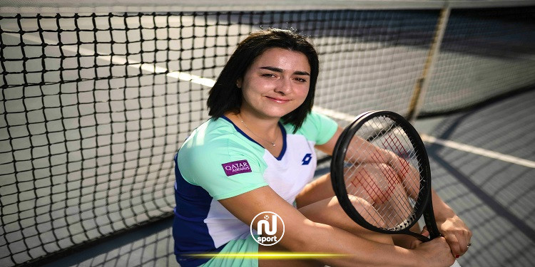 تنس: أنس جابر تودع بطولة 'غرامبيانز' الأسترالية من الدور ثمن النهائي