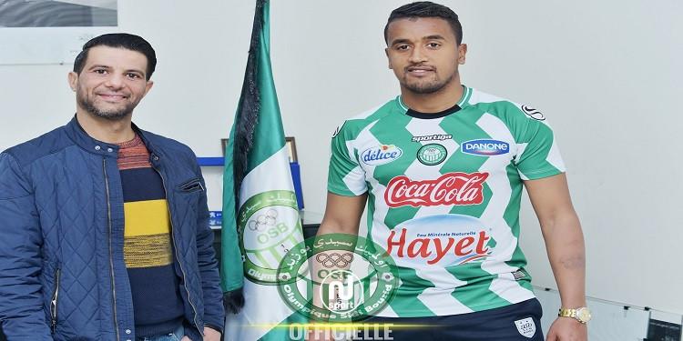 الرابطة الثانية: أولمبيك سيدي بوزيد يتعاقد مع أحمد الفزاني