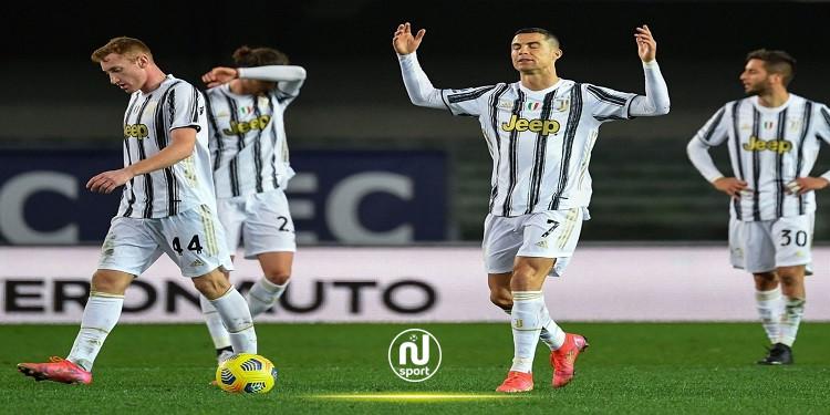 الدوري الإيطالي: يوفنتوس يتعثر أمام فيرونا