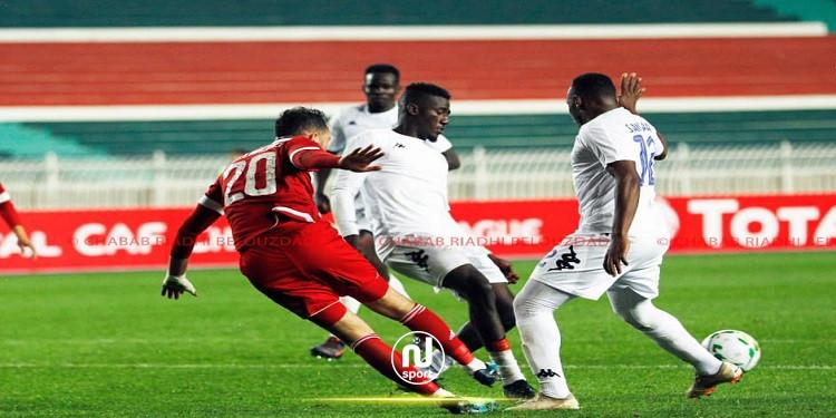 دوري أبطال إفريقيا: شباب بلوزداد يكتفي بالتعادل أمام الهلال السوداني