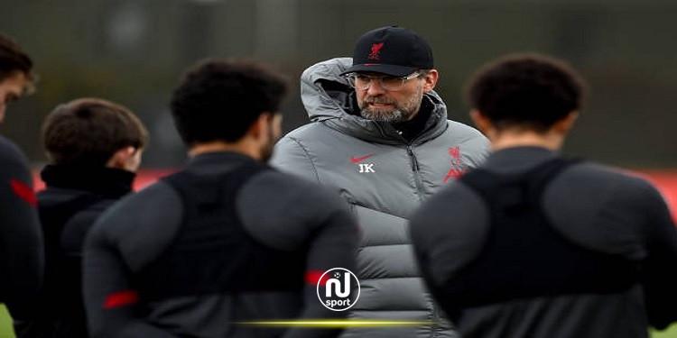 كلوب يهدد بمنع لاعبي ليفربول من المشاركة في تصفيات مونديال 2022