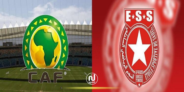 كأس ''الكاف'': تعيين ملعب محايد لمواجهة النجم الساحلي وساليتاس البوركينابي
