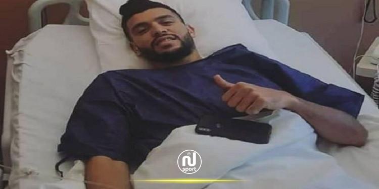 النجم الساحلي: بن عمر يجري عملية جراحية