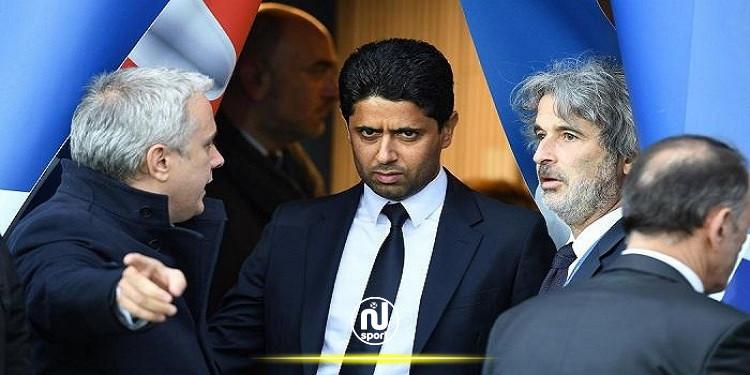 ناصر الخليفي يخلف أنييلي في رئاسة رابطة الأندية الأوروبية