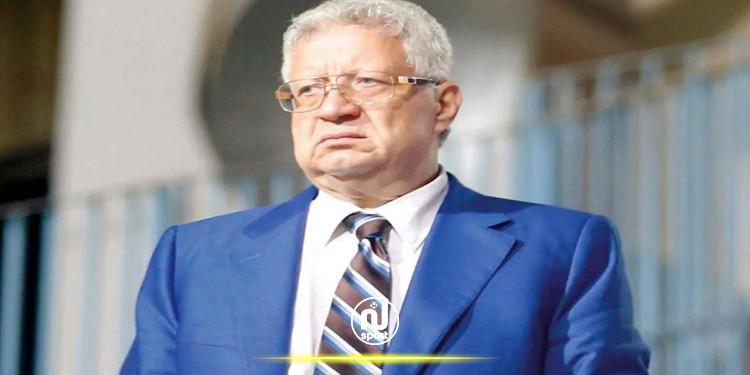 محكمة القضاء الإداري تُلغي عقوبة إيقاف مرتضى منصور