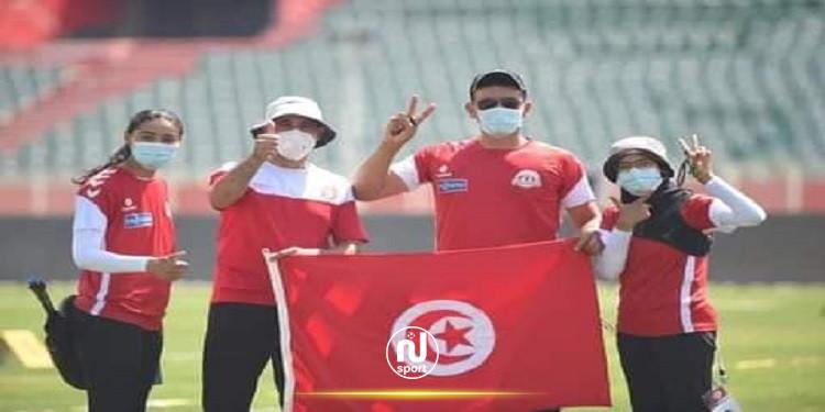 المنتخب التونسي للرماية بالقوس والسهم يفوز بـ 4 ميداليات في البطولة العربية