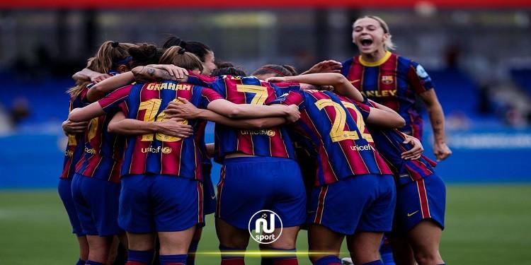 دوري أبطال أوروبا: برشلونة يزيح باريس سان جيرمان ويتأهل للنهائي