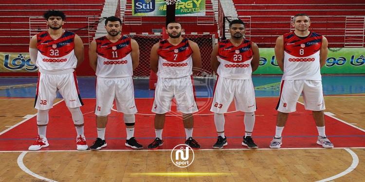 كرة السلة: النادي الإفريقي يفوز على جمعية الحمامات