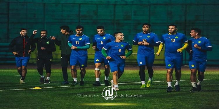 شبيبة القبائل: غيابات بارزة في مواجهة النادي الصفاقسي