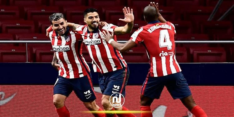 أتلتيكو مدريد مهدد بفقدان ثلاثة لاعبين في مواجهة برشلونة