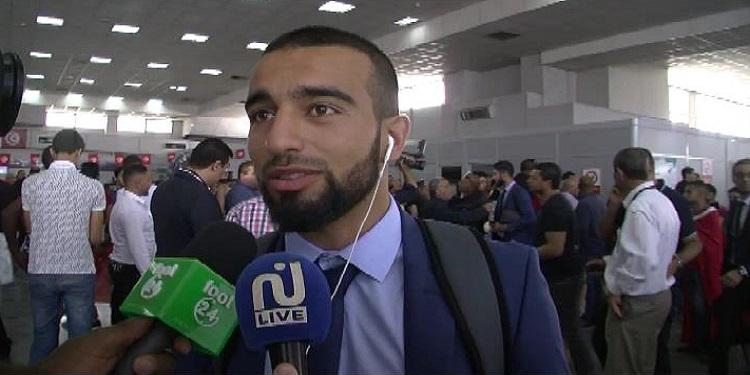 نعيم السليتي : سندخل الرسميات وطموحنا الذهاب بعيدا في كأس العالم