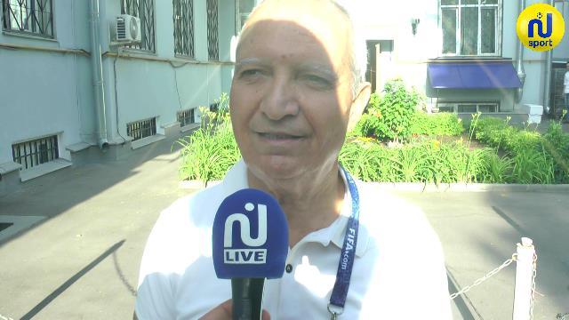 نور الدين الحفصي : ننتظر من المنتخب ردة فعل قوية في مقابلة بلجيكا