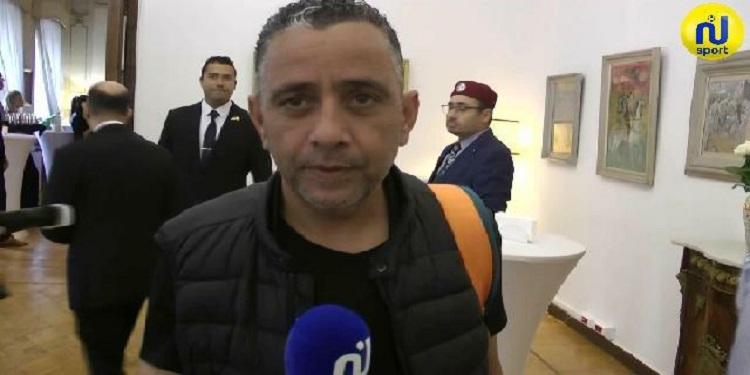 جمال القاسمي : مباراة إنقلتر خلفت الكثير من الحسرة