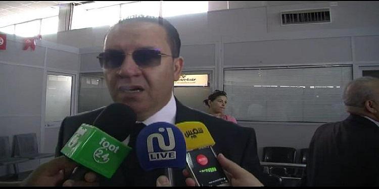 نبيل معلول : فخر وإعتزاز أننا سنمثل تونس وطموحنا نفرحو شعبنا