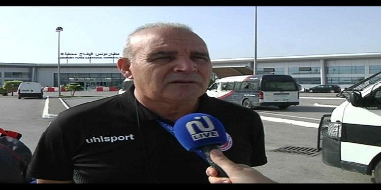 طبيب المنتخب يطمئن الجماهير التونسية على حالة لاعبينا المصابين