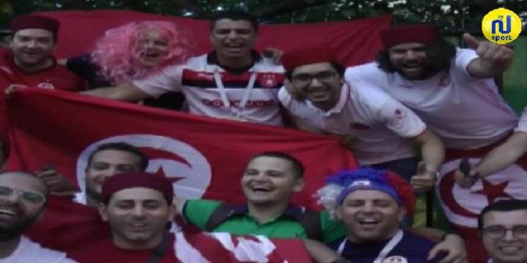 التونسيون يصنعون الحدث في الساحة الحمراء