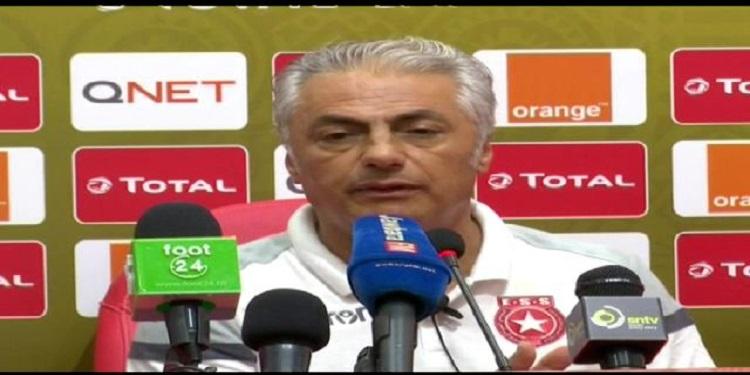 شهاب الليلي:''خبرة اللاعبين فوق الملعب ودعم الجماهير سيصنعان الفارق '' ( فيديو)