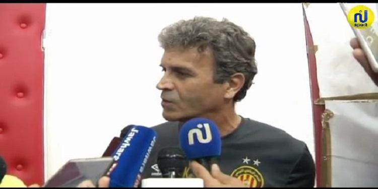 خالد بن يحي :'' تمنيت مواجهة النجم في النهائي والعامل النفسي سيكون حاسما '' (فيديو )